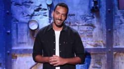 Farid Chamekh, humoriste: