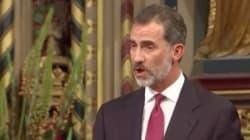 Gibraltar: Le roi d'Espagne croit à une solution par le dialogue avec le
