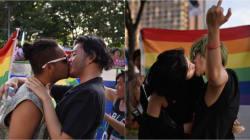 동성 커플들이 '우리에게도 이혼할 권리가 필요하다'고 말하는