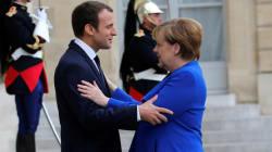 Μακρόν: Η Γερμανία πρέπει να προωθήσει τις επενδύσεις στην
