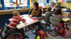 Kindern sind Herkunft und Behinderung egal - das müssen wir von ihnen