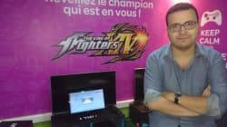 Khalid Naili, seul Marocain présent à la compétition de gaming EVO de Las