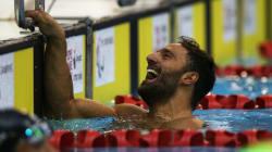 Φωτογραφία: Ο παραολυμπιονίκης Αντώνης Τσαπατάκης προπονείται όρθιος στην