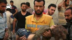 Plus de 330.000 morts en Syrie depuis le début de la guerre