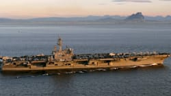Αμερικανικό αεροπλανοφόρο φέρεται να μπλόκαρε συχνότητες τουρκικών μαχητικών στην κυπριακή