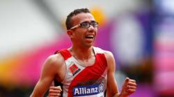 Un nouveau record mondial établi par l'athlète marocain Youssef