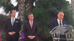 Vibrant hommage de l'ambassadeur de France en Tunisie à Shyrine Azzabi lors de la fête nationale française