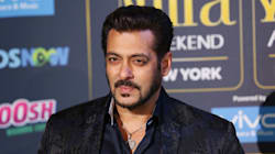 Salman Khan en tournage au