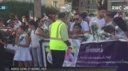 France: 600 personnes rendent hommage à un Français d'origine marocaine tué par arme