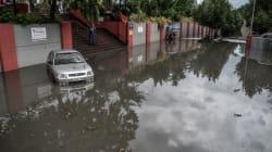 Πλημμύρες από σφοδρές καταιγίδες στην