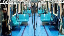 Le nouveau look du métro de Taïwan lui donne des airs de