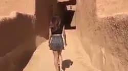 Arabie Saoudite: La jeune fille en jupe a été relâchée par les