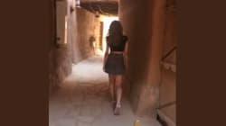 Arabie Saoudite: Pour avoir porté une mini-jupe, cette fille est recherchée par les