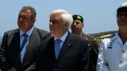 Τουρκική πρόκληση: Παρενόχληση των ελικοπτέρων που μετέφεραν τον Προκόπη Παυλόπουλο και τη συνοδεία