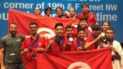 La Tunisie médaillée d'or et d'argent dans une compétition internationale de robotique aux États-Unis (VIDÉOS,