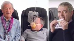 Η British Airways έφτιαξε το πιο αστείο (και βρετανικό) βίντεο οδηγιών πτήσης με τη βοήθεια διάσημων