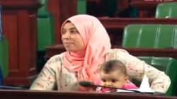 Tunisie: Quand les bébés s'invitent au parlement