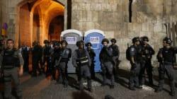 Jérusalem, ville interdite aux hommes de moins de 50