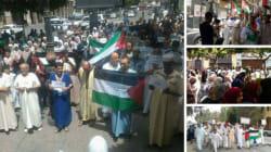 Les Algériens dénoncent les