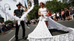 Βερολίνο: Γιόρτασε τον νόμο για τον γάμο των ομοφυλοφίλων στο Gay