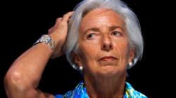 Λαγκάρντ: Το ΔΝΤ ίσως μεταφερθεί στο Πεκίνο μέσα στα επόμενα 10