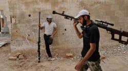 Trump: le programme d'aide aux rebelles syriens était