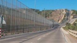 Melilla: un homme attaque des agents de frontière au couteau en criant