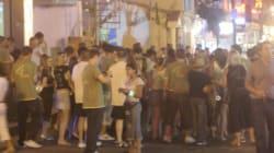 Συλλήψεις σε Κρήτη και Ρόδο για πώληση αέριου γέλιου σε