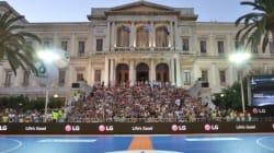 Γιορτή αθλητισμού: το μεγαλύτερο ανοιχτό τουρνουά μπάσκετ 3Χ3 της