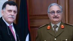 Libye: Haftar et Sarraj s'engagent à un cessez-le-feu dans un projet de