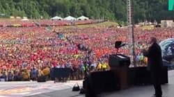 Donald Trump fait huer Barack Obama par 45.000 boys scouts lors d'un grand rassemblement