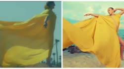 Quand Noor s'inspire de J.Lo dans son premier clip
