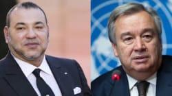 Palestine: Le roi Mohammed VI dénonce des politiques israéliennes