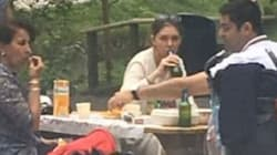 Ιρανή συντηρητική τηλεπαρουσιάστρια εθεάθη χωρίς χιτζάμπ, να πίνει μπύρα στην