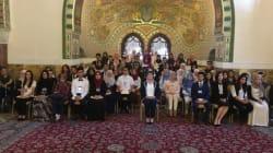Le Premier ministre préside une cérémonie en l'honneur des meilleurs lauréats du baccalauréat session