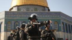 L'esplanade des mosquées interdite aux hommes de moins de 50 ans, vendredi sous