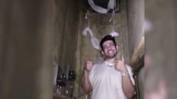 Trois détenus filment leur évasion d'une prison de haute sécurité