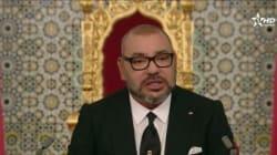 Le discours du roi Mohammed VI sera diffusé ce
