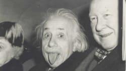 Η διάσημη φωτογραφία του Αϊνστάιν, πουλήθηκε 125.000 δολάρια σε