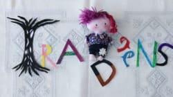 Trady: Το υπέροχο κουκλάκι-γούρι των μαθητών της