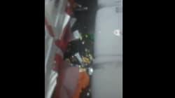 L'état dans lequel des passagers ont laissé l'intérieur de cet avion Tunisair suscite l'indignation