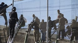400 migrants tentent de passer à