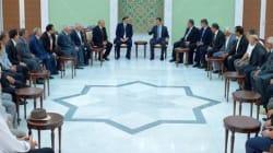 Une délégation de l'UGTT a rencontré Bachar Al Assad pour rétablir les relations entre la Tunisie et la
