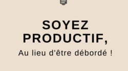 Augmenter sa productivité par la méthode GTD