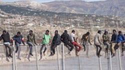 Au moins 67 migrants clandestins blessés à Sebta après avoir franchi la