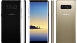 A quoi devrait ressembler le Samsung Galaxy Note 8 (si sa batterie n'explose