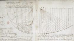 Πώς σκεφτόταν ο Da Vinci; 570 σελίδες από το σημειωματάριό του είναι πλέον διαθέσιμες για να μας