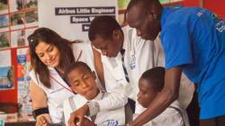 La Fondation Airbus étend son programme de développement des jeunes à