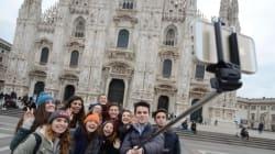 Milan devient la première ville à strictement interdire l'usage du selfie