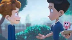 In a Heartbeat: Η ταινία κινουμένων σχεδίων με ήρωα ένα gay αγόρι που έχει λατρέψει όλο το